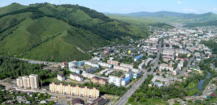 Проект «Формирование комфортной городской среды» преображает Горно-Алтайск