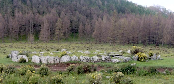 В Онгудайском районе проверили состояние археологических памятников