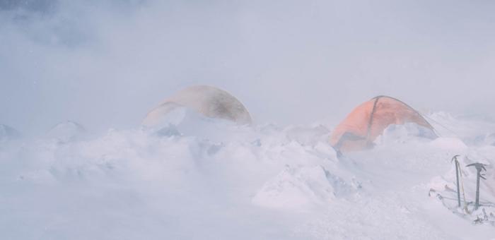 Четверо кузбасских альпинистов терпят бедствие на вершине Ак-Кем на Алтае