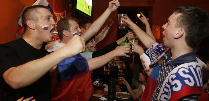 Популярные горно-алтайские рестораны незаконно использовали символику FIFA