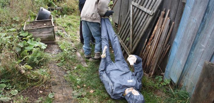 В Усть-Кане судят мужчину, до смерти избившего своего родственника