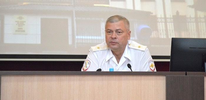 Игорь Коршунов уволен с должности замначальника ГУ МВД по Кемеровской области