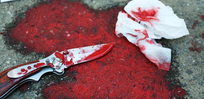Женщину отправили в колонию за убийство сожителя