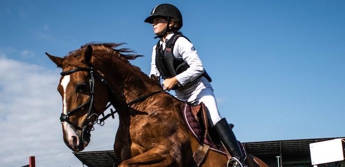 Горно-алтайские спортсменки успешно выступили на соревнованиях по конному спорту