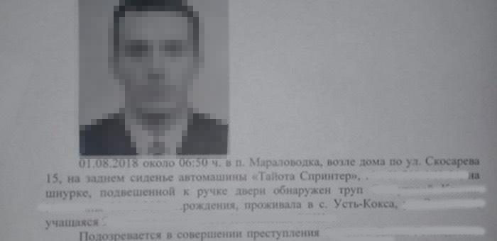 Трагедия в Мараловодке: парень и девушка погибли при невыясненных обстоятельствах