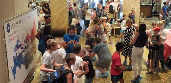 5 тысяч человек пришли в музей в «культурный выходной»