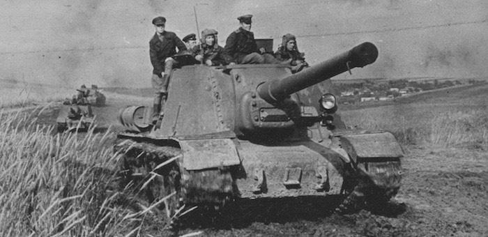 Младший лейтенант из Мыюты своей дерзостью распугал батальон фашистов