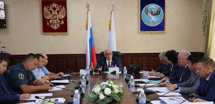 В правительстве обсудили подготовку к выборам