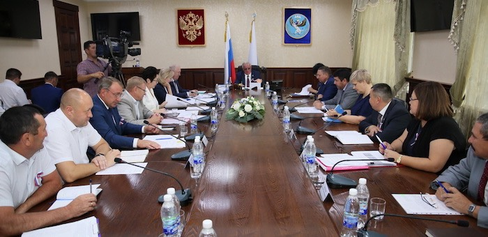 Республика Алтай планирует участвовать в 50 проектах, предусмотренных «майским» указом Путина