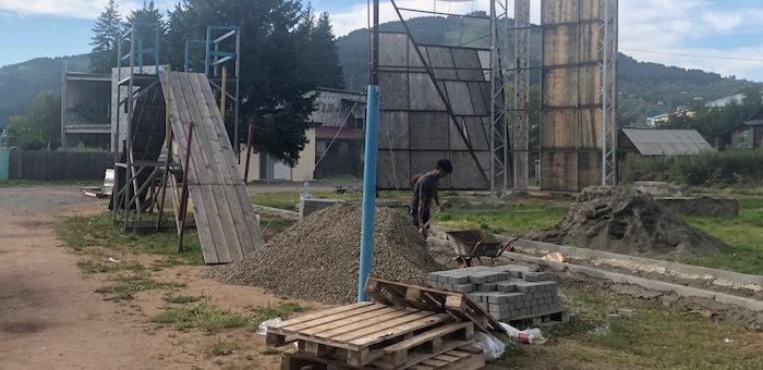 Экстрим-парк откроется в Горно-Алтайске в сентябре