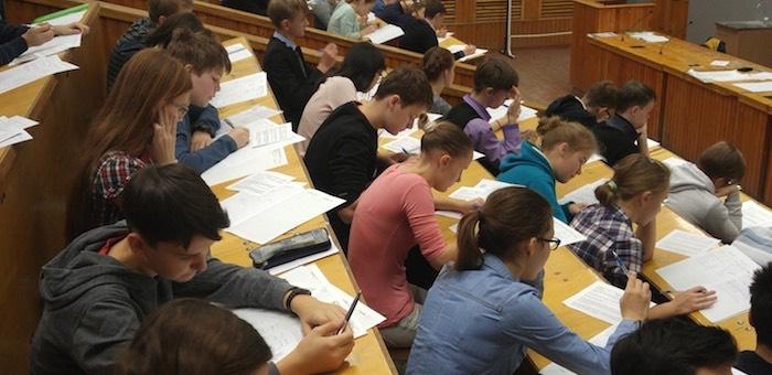 Пять школьников из Горного Алтая стали учениками Летней школы в новосибирском Академгородке