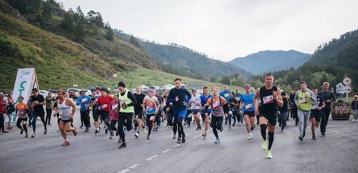 Очередной «Горный За Бег» состоится в Чемальском районе