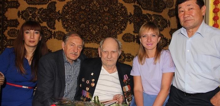 Участников Курской битвы поздравили с юбилеем сражения