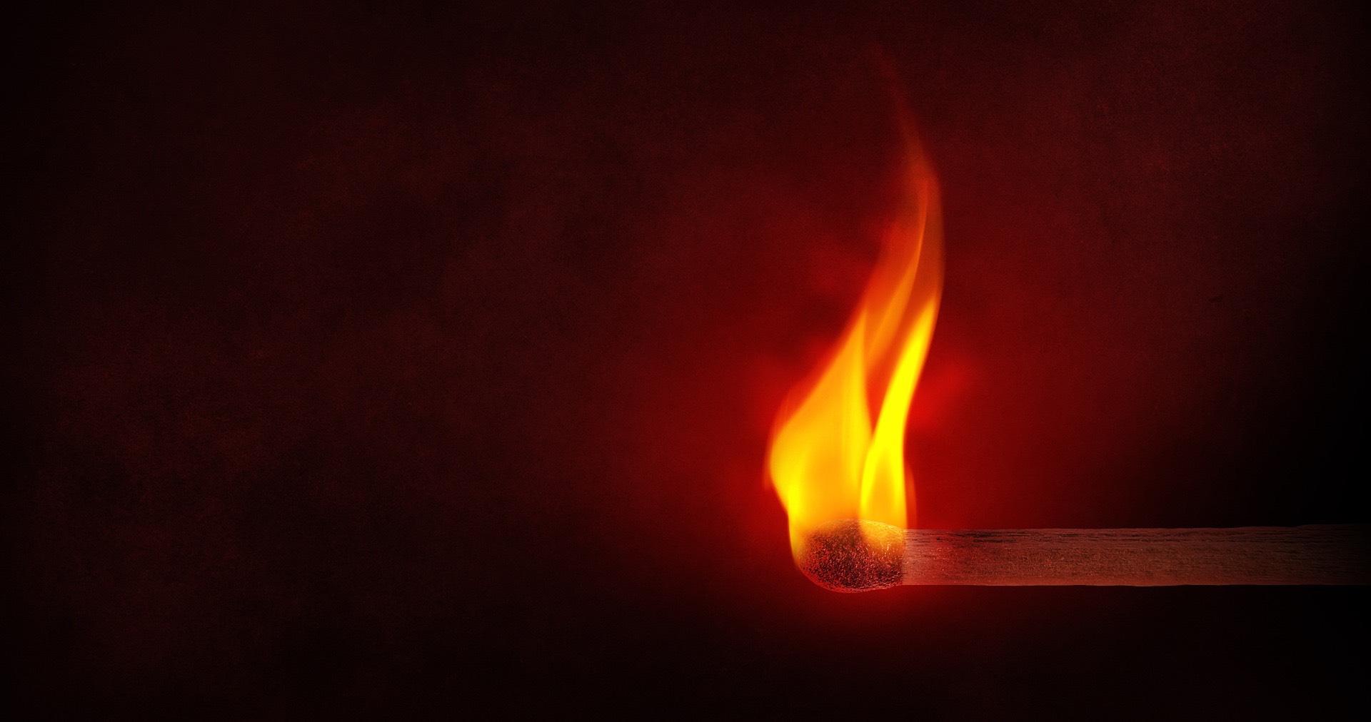 Концептуальный поджог: мужчина выразил протест по поводу строительства базы отдыха на месте пастбища