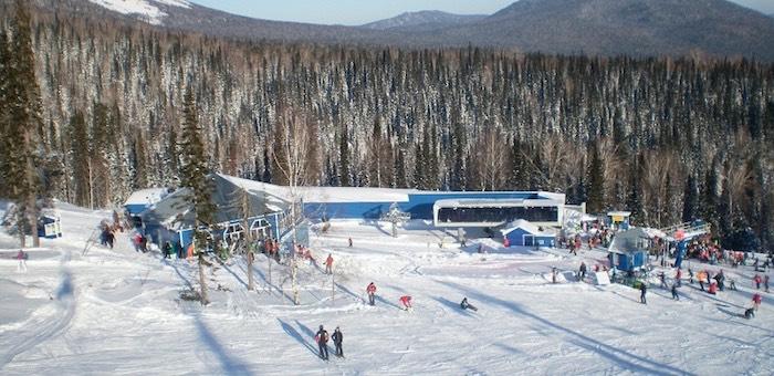 Курорт из Горного Алтая вошел в топ-5 лучших мест для горнолыжного отдыха