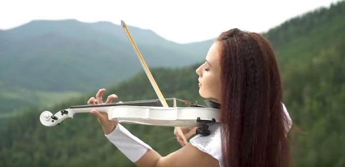 Новый клип, снятый в горах Алтая, презентовала новосибирская группа Silenzium
