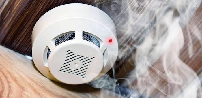 Противопожарные датчики доказывают эффективность, спасая жизни людей