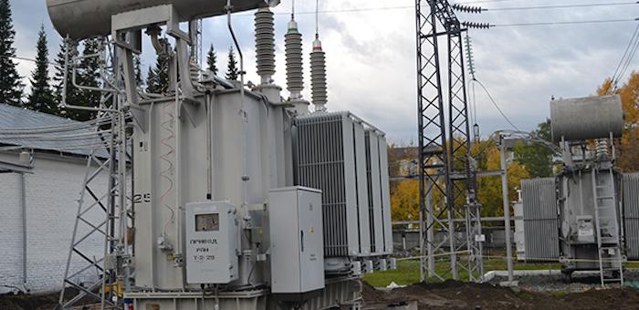 В Горно-Алтайске модернизируют электрическую подстанцию