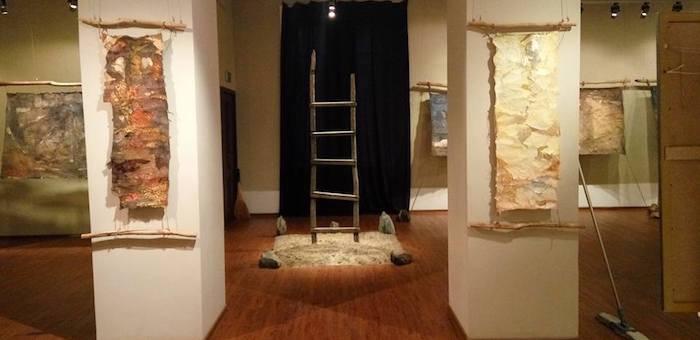 Выставка Алексея Дмитриева «Интроспектива 55» открылась в Новосибирске