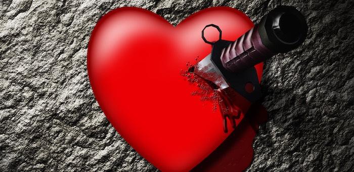 Ножом в сердце: женщине вынесли приговор за убийство из ревности