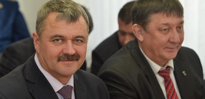 Председателем турочакского райсовета избран Владислав Рябченко