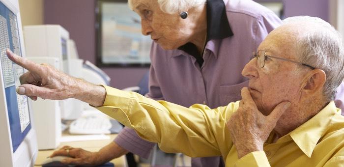 Курсы компьютерной грамотности для пожилых открываются в Национальной библиотеке