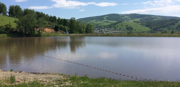 Купальный сезон официально закрыт в Горно-Алтайске