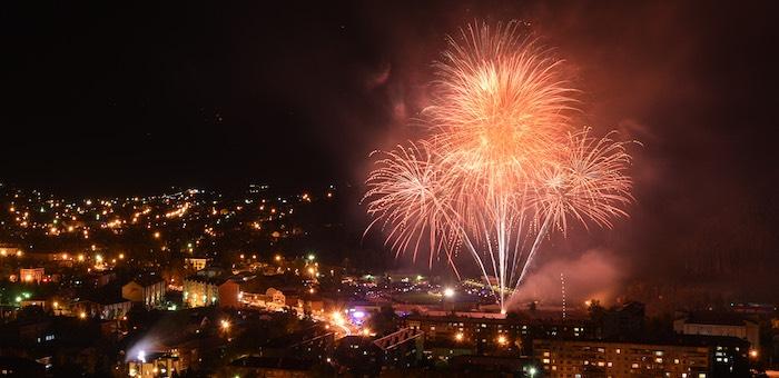 Более 700 артистов выступили на праздничных концертах в День города