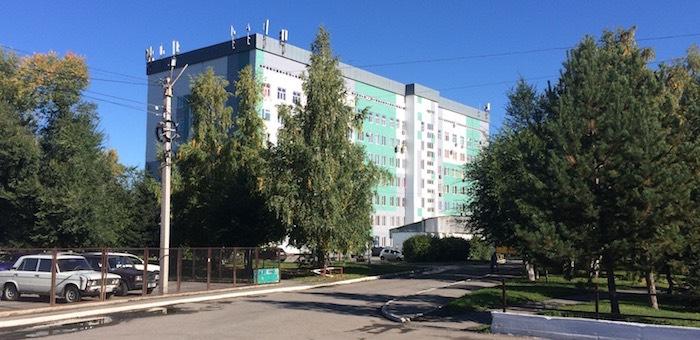Главврача республиканской больницы подозревают в получении взятки