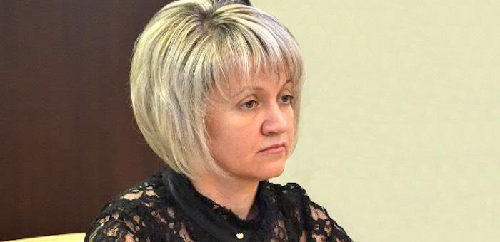 Марина Алексина претендует на должность председателя апелляционного суда по Сибири и Дальнему Востоку