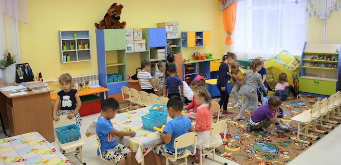 Детский сад «Колокольчик» открылся после капитального ремонта в Горно-Алтайске