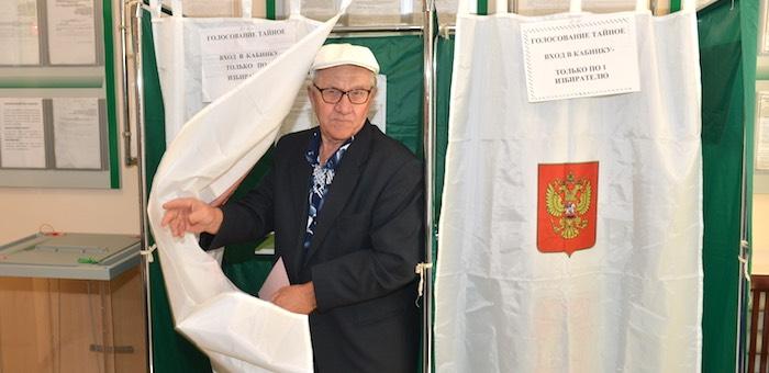 В Республике Алтай завершились выборы, явка – более 40%
