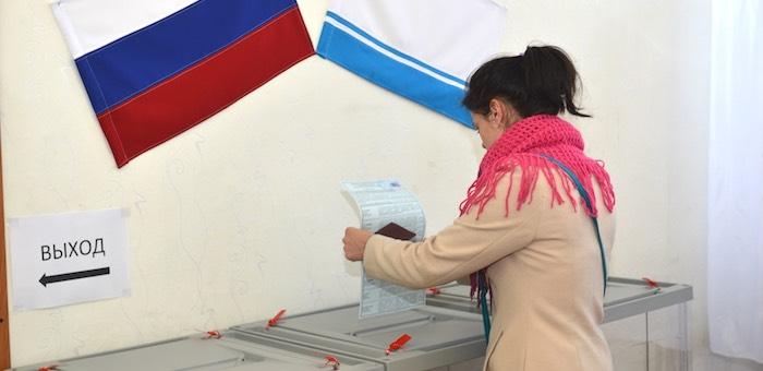 К полудню в Горном Алтае проголосовали почти 25% избирателей