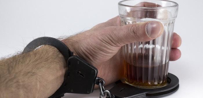 Только тюрьма исправит. Любителя пьяной езды отправили в колонию