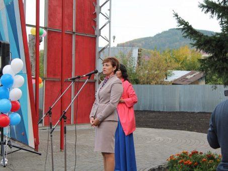 Экстрим-парк открыли в Горно-Алтайске