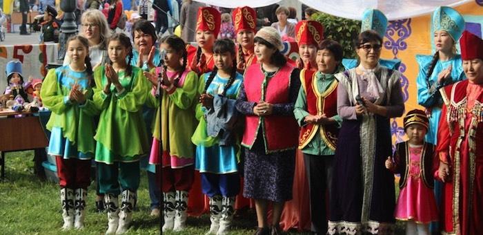 Выставка национальных культур прошла в столице Республики Алтай