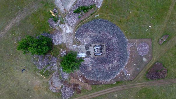 Археологический сезон на Пазырыке завершен