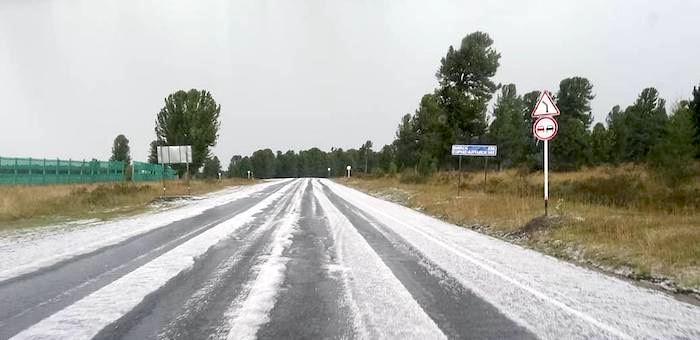 В Республике Алтай ожидаются заморозки