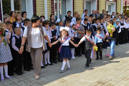 Завершилась реконструкция коррекционной школы-интерната