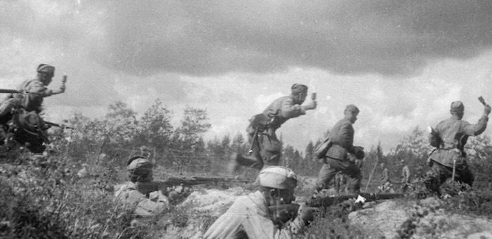 Увлек бойцов в атаку и лично уничтожил в бою шесть нацистов