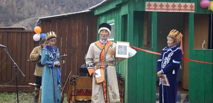 Музей сказителя Аржана Кезерекова открылся в Куроте