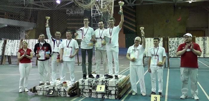 Лучники из Республики Алтай приняли участие в чемпионате Алтайского края
