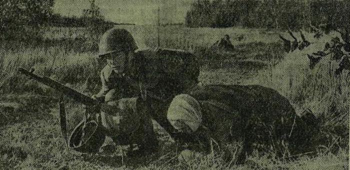 Вынес с поля боя 15 раненых солдат и офицеров