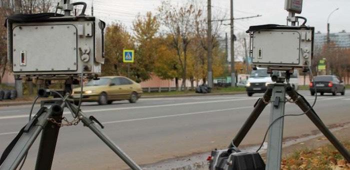 100 миллионов рублей штрафов и 243 тысячи нарушений ПДД