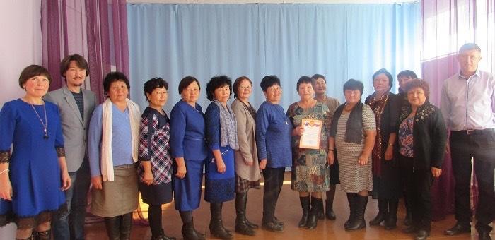 В Онгудае для бабушек провели конкурс на знание компьютера