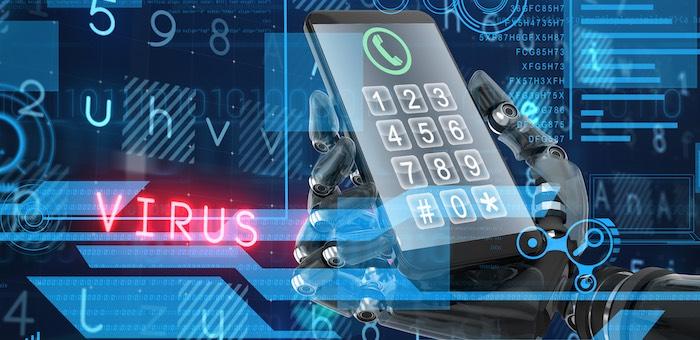 Вирусная программа на смартфоне списала со счета горожанина 15 тысяч рублей