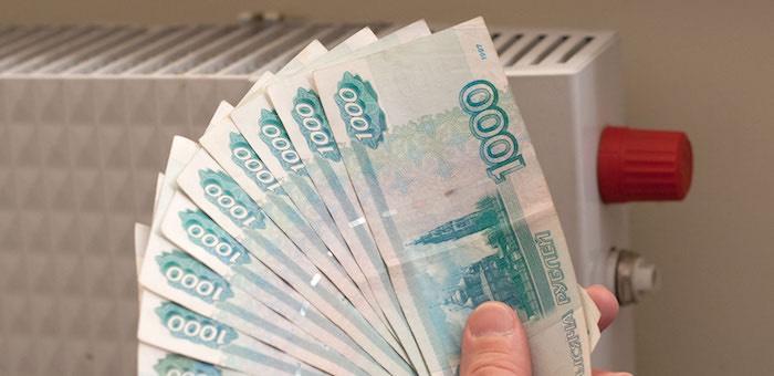 Более 20 млн составляет просроченный долг жителей республики за услуги ЖКХ