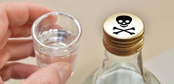 Пятеро жителей Большого Яломана отравились суррогатным алкоголем