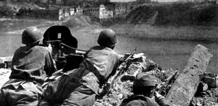 Получил ранение в боях за Клайпеду