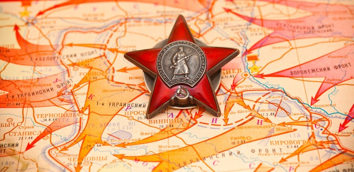 Отличился в боях за освобождение украинских деревень